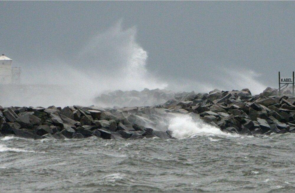 Torm Alfrida jättis Gotlandi saare telefonisideta