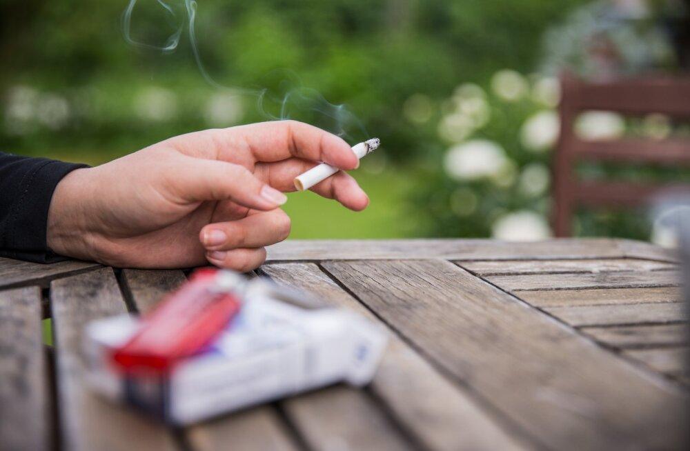 Suitsetamine ja suitsuvaba ala