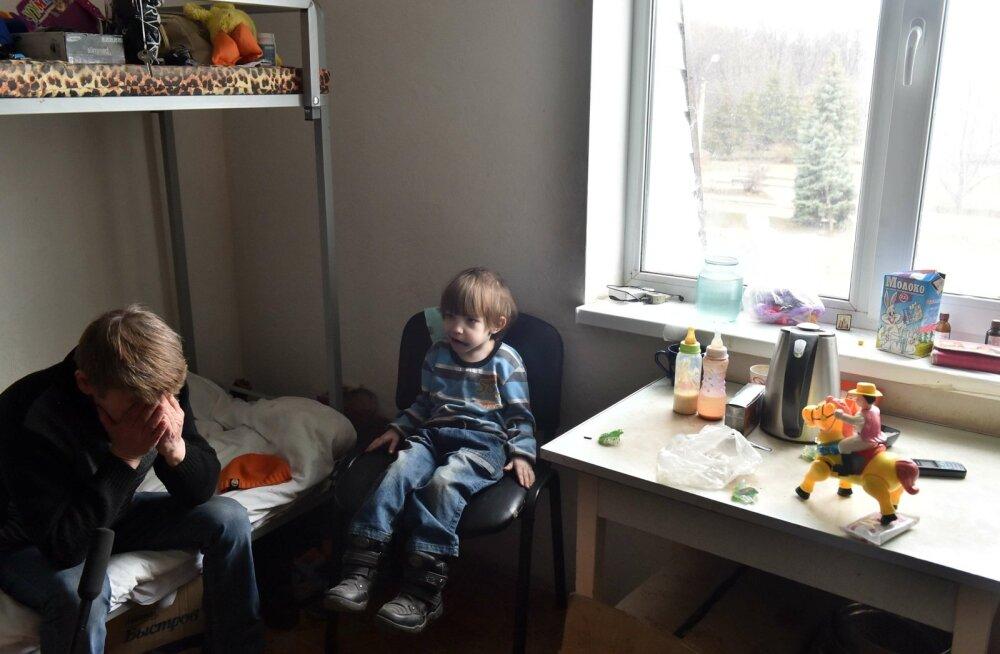 Slovjanski portaal: Eesti korrastab 17 800 euro eest ümberasujate ühiselamu hoovi