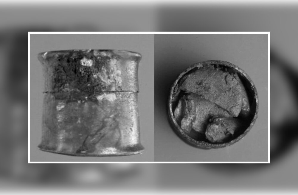 Maailma vanimate tablettidega raviti silmi