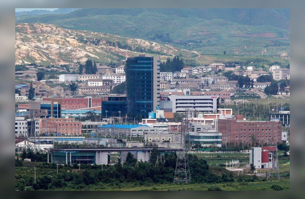 Põhja-Korea tegi Soulile ettepaneku läbirääkimisteks ühise tööstustsooni taaskäivitamiseks