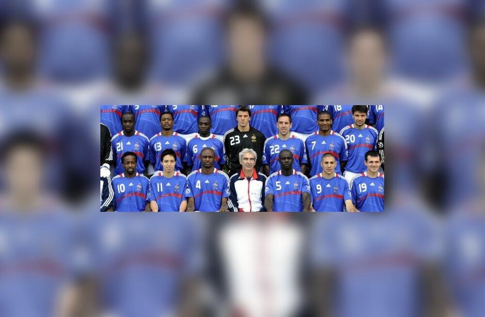 Prantsusmaa jalgpall