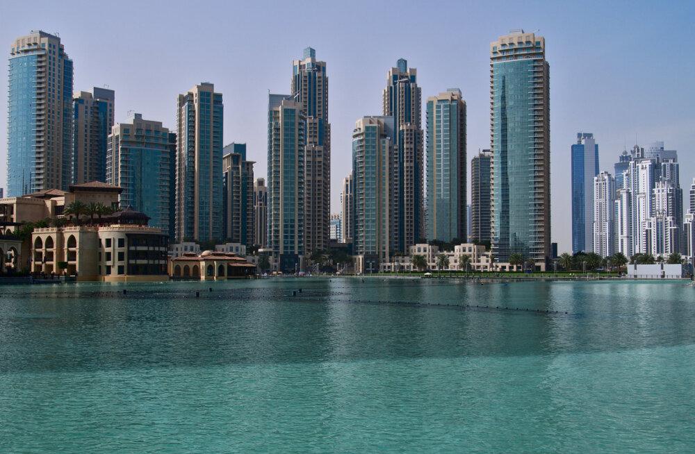 В Дубае построят уникальный небоскреб