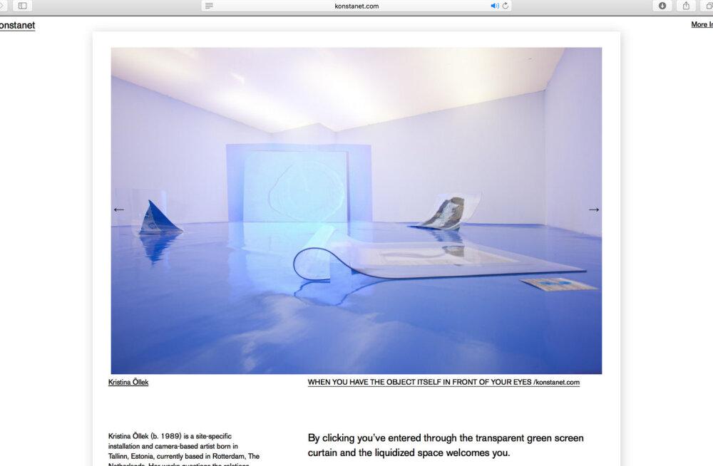 Neli Eesti galeriid ja kunstnike ühendust esinevad Brüsseli kunstimessidel