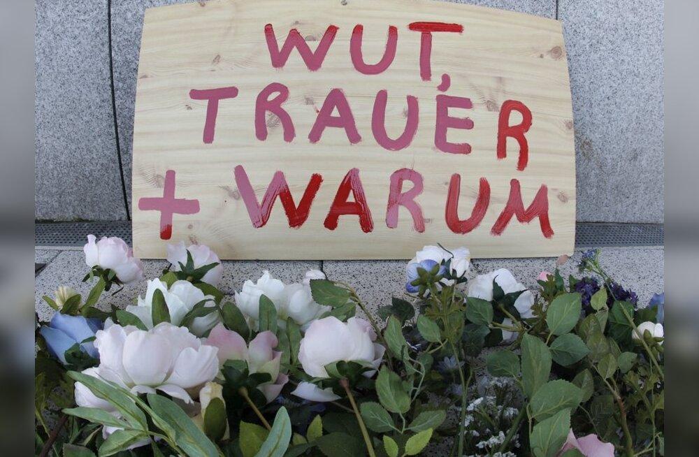 USA lennuväelaste tapmine Frankfurtis oli kättemaks Afganistani sõja eest