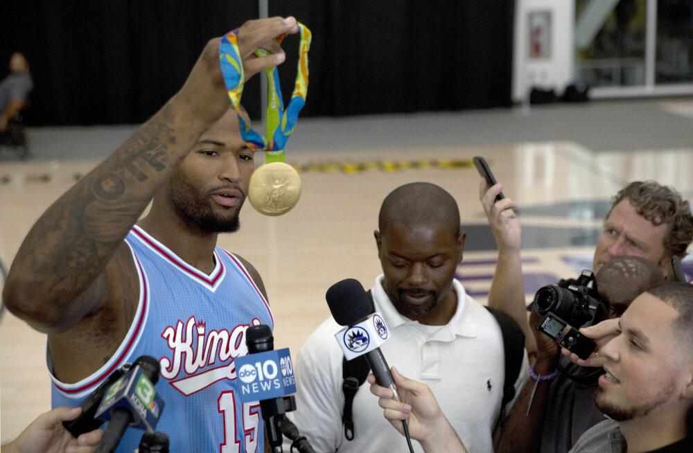 24 PÄEVA NBA HOOAJA ALGUSENI: Sacramento Kingsi probleemid algavad peast