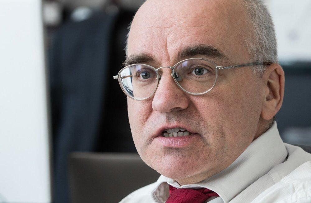 Erik Roose on ERR juhatuse esimees