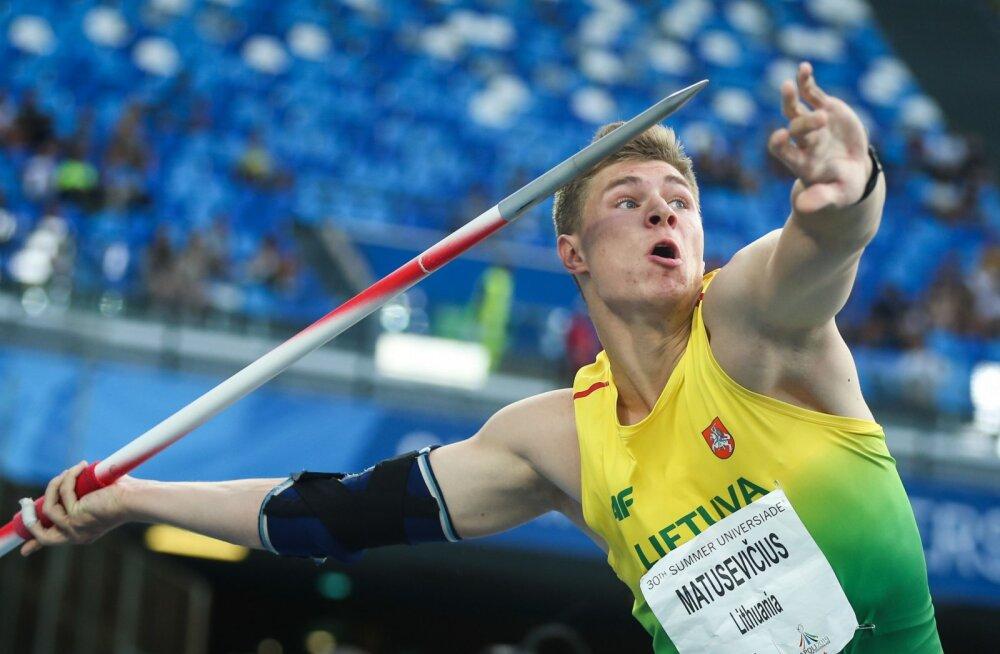 VIDEO | Magnus Kirdi uus konkurent? Imelise viske teinud noor leedulane tõusis maailma edetabelis kolmandaks