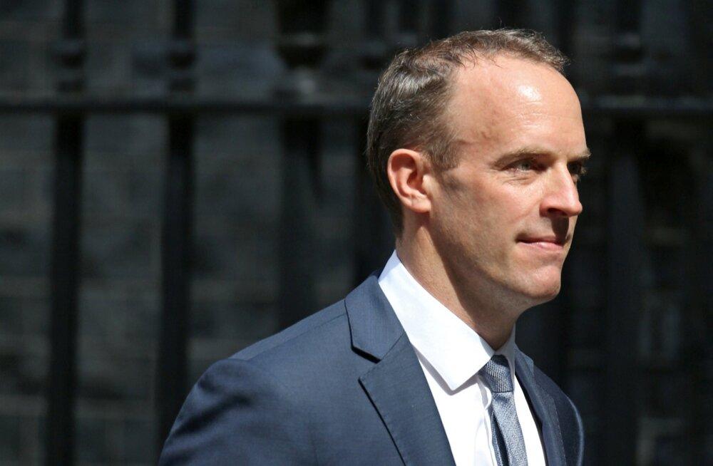 Suurbritannia uueks Brexiti-ministriks nimetati Dominic Raab