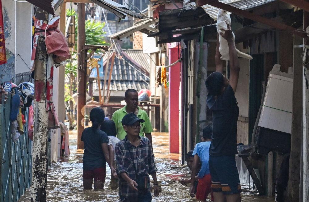 Джакарта уходит под землю. Власти Индонезии ищут место для новой столицы