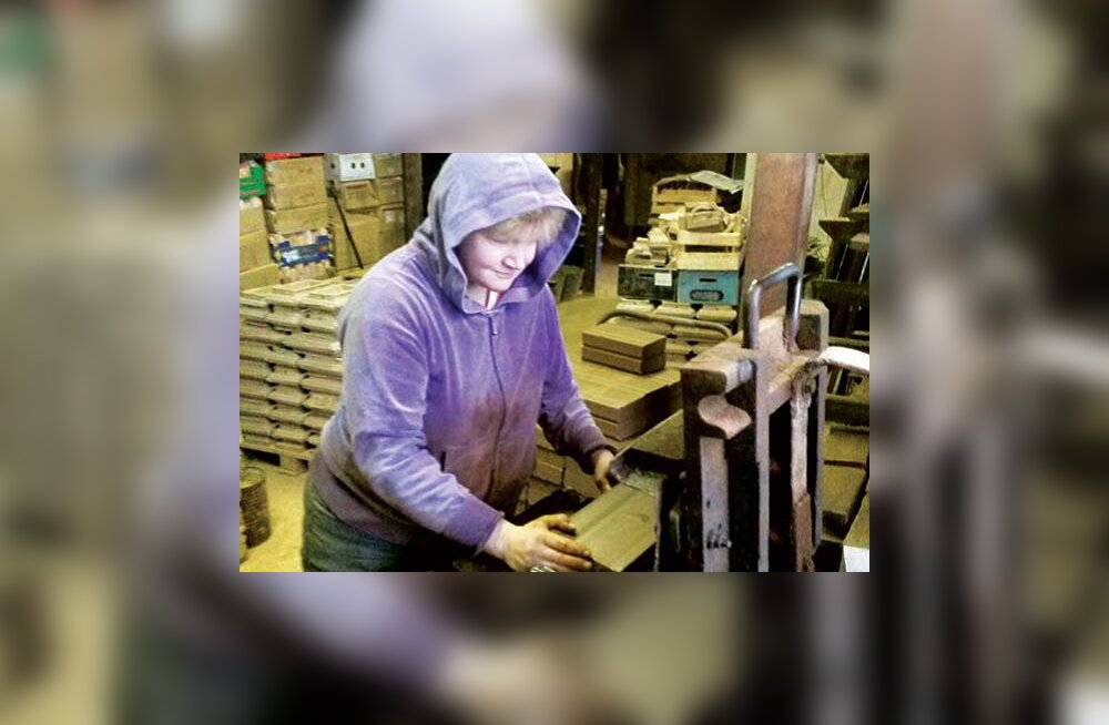 Soometsas tehakse ahjupotte juba 20 aastat - aja jooksul on tootmises muutunud nii mõndagi