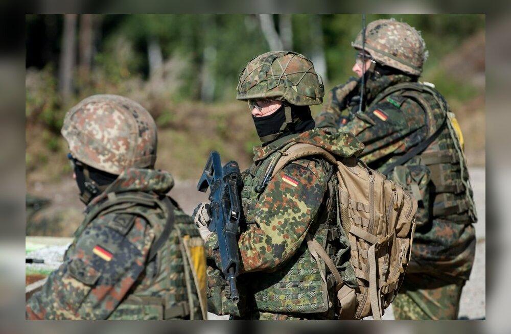 Bundeswehri sõdurid