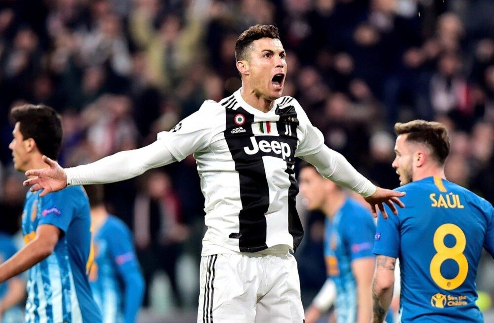 Cristiano Ronaldo väravajoovastus