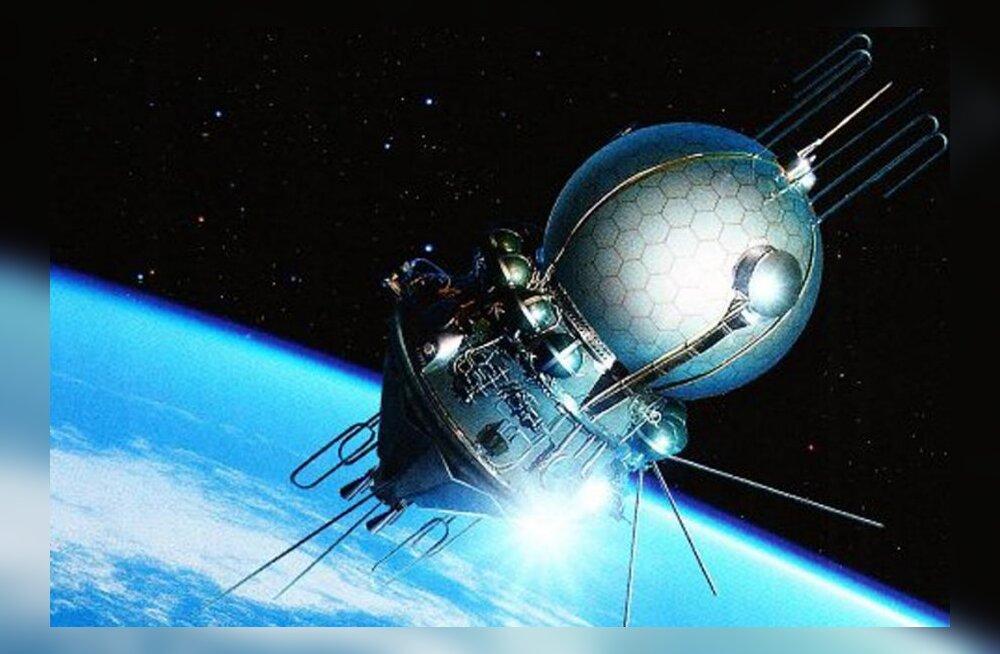 Voshod 1, pool sajandit tagasi - esimene kosmoselend ilma skafandriteta