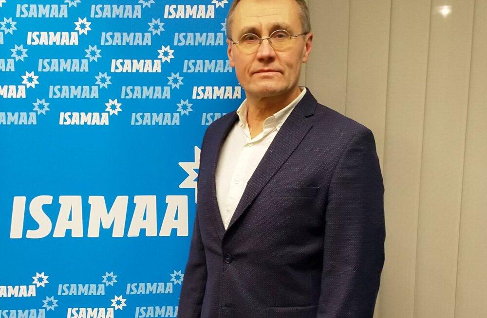 Tõnis Lukas naaseb poliitikasse ja kandideerib riigikogu valimistel Isamaa Tartu nimekirjas