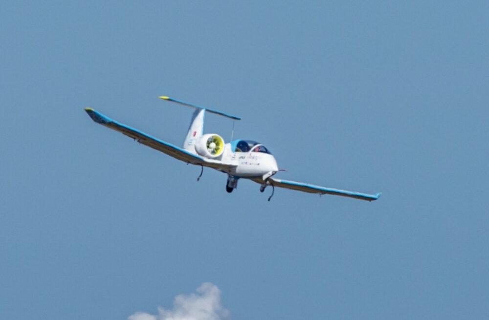 Электрические самолеты будут выполнять внутренние рейсы в Финляндии к концу 2020-х