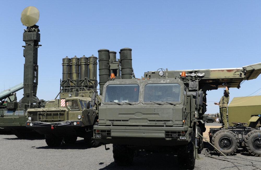 USA: Türgil on juulini aega Vene raketisüsteemidele ei öelda