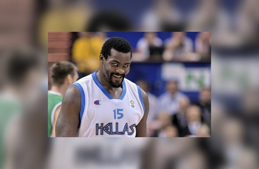 Kreeka korvpallimeeskond peab EMil hakkama saama ka kolmanda liidrita