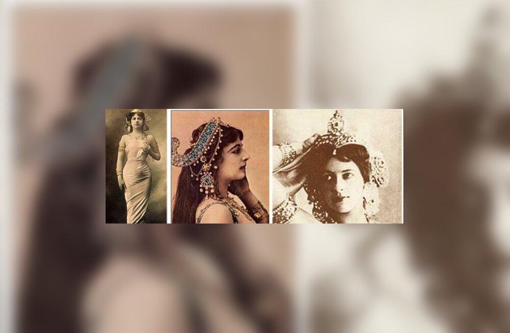 Mata Hari— paljasõlgne spioon