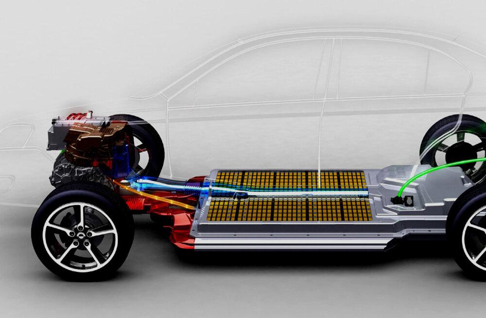 Volkswagen lubab lapikute akudega oma elektriautode läbimurret