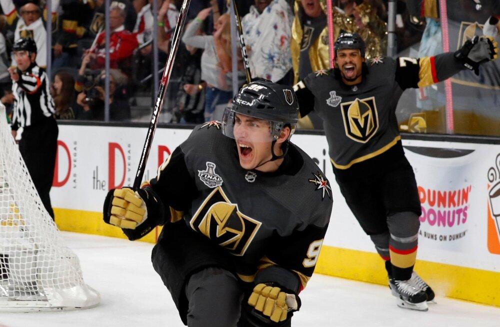 Las Vegase hokimehed võivad rõõmustada.