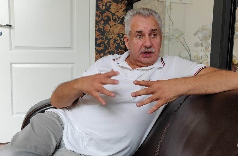 Narva volikogu liige Aleksei Voronov