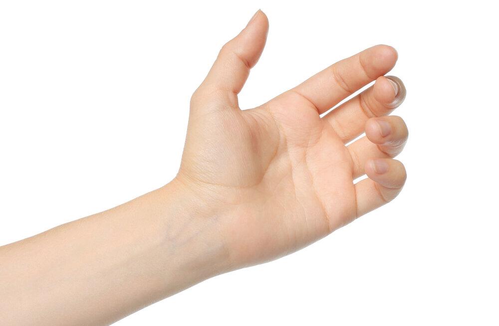 Mudi end terveks! Just need viis käelabas olevat rõhupunkti kontrollivad meie keha
