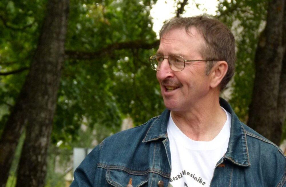 Väsimatu mesilaste eest võitleja Aleksander Kilk teenetemärgist: seda ma ei oodanud!