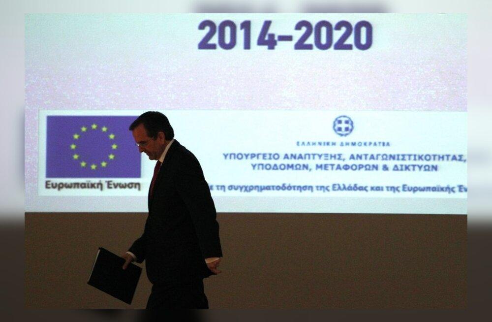 Rahandusminister: Kreeka jõudis troikaga kokkuleppele