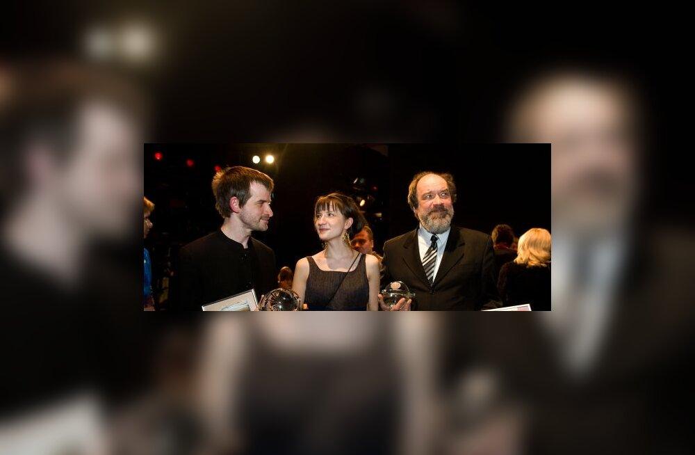 Eesti parim lavastaja, nais- ja meesosatäitja on kõik ühest perest!