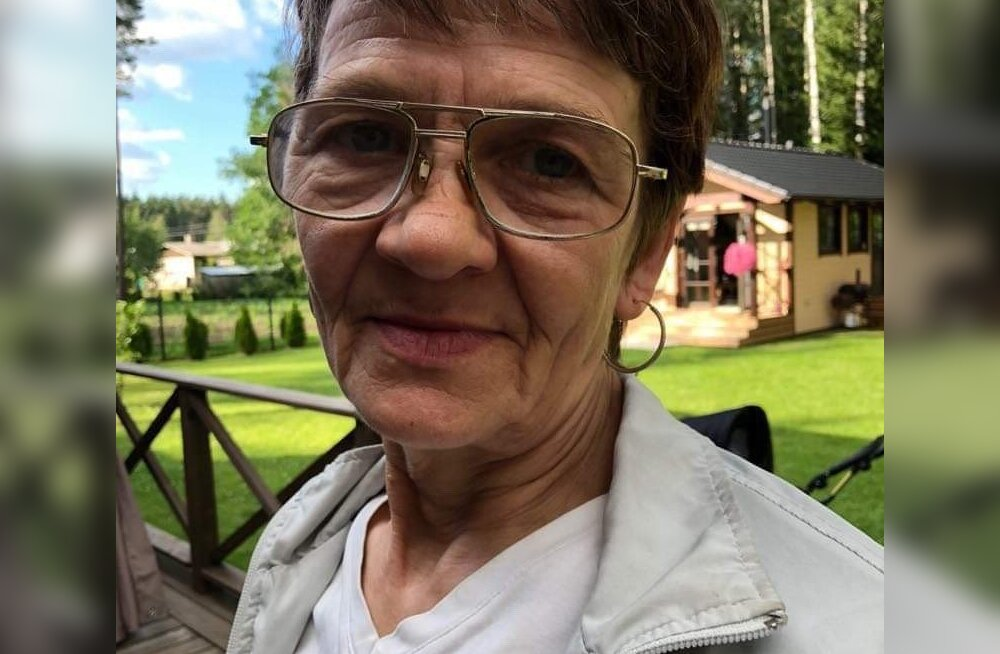 Politsei otsib Pärnumaal kadunud 61-aastast Milvit
