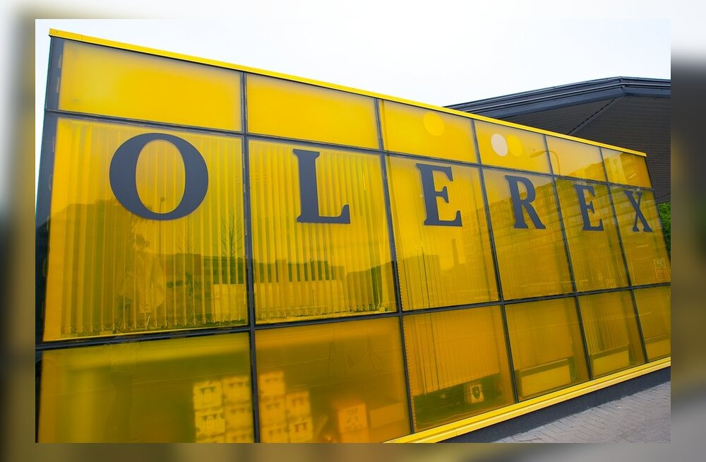 Olerex avas kaks uut teenindusjaama