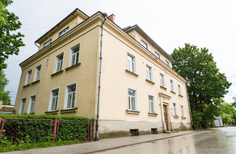 Riik müüs Tartu kesklinnas asuva endise põllumajandusameti maja otsepakkumisega riigiasutuse nõukogu juhile.