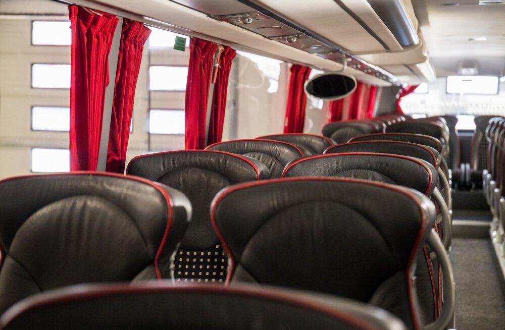 Сколько пассажиров готовы выкупить соседнее место в автобусе, когда откроется граница с Россией?