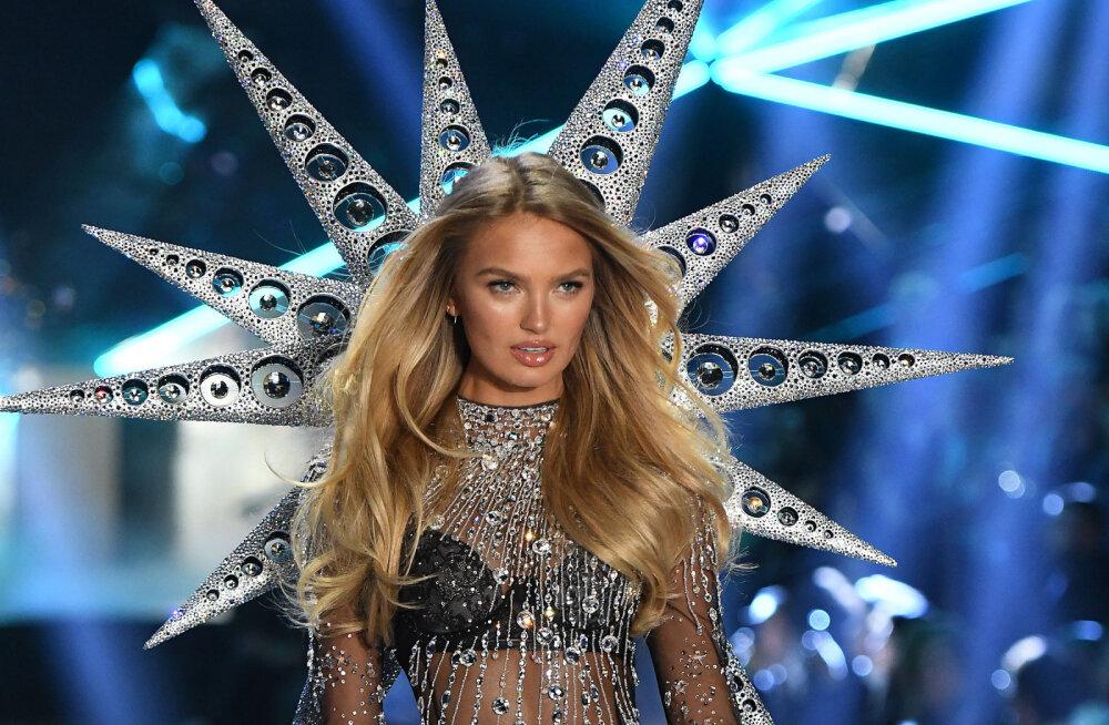 Модель Victoria's Secret ждет первенца вопреки сложному диагнозу