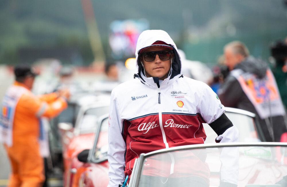 Räikköneni ebakindel seis Belgia GP-l ajas IndyCari bossil harja punaseks