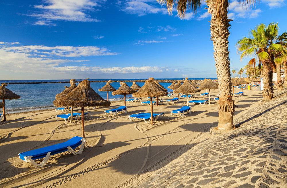 <div>Reisidiilid.ee nädala superpakkumised: Tenerife 135€, New York 251€, Los Angeles 261€!</div>