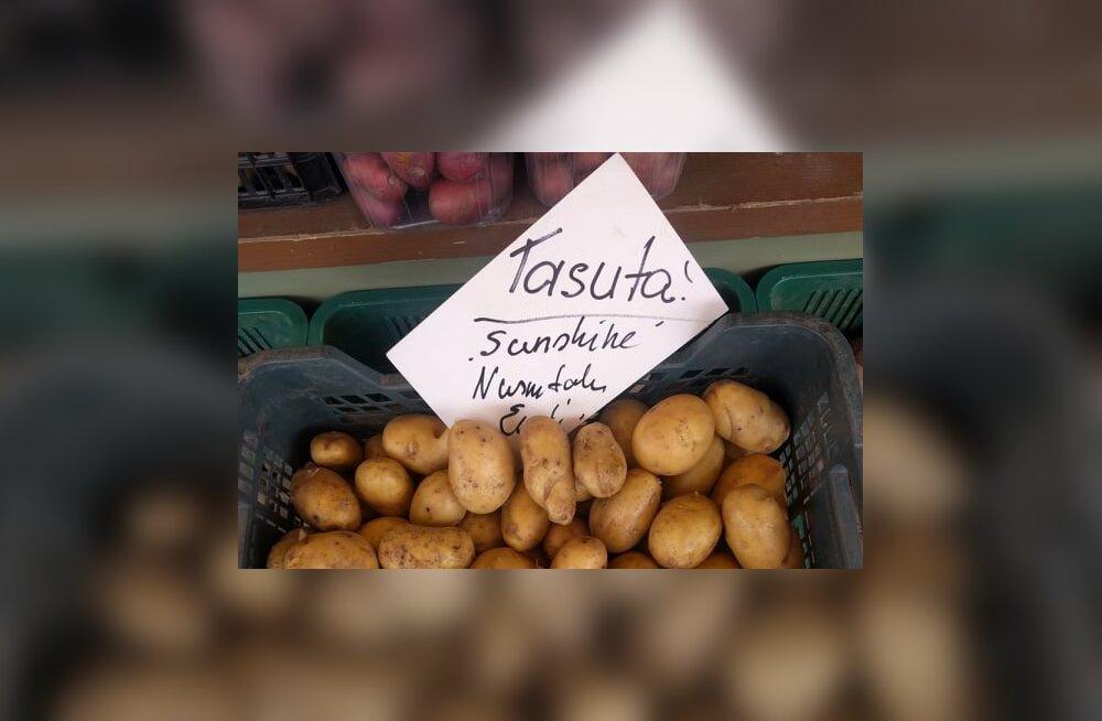 Talunikud räägivad suu puhtaks: me ei pane nädalavahetustel turukaupadele hinda juurde!
