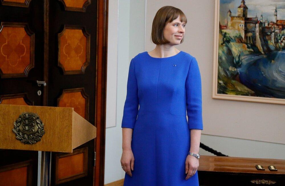 President Kaljulaid tööandjatele: selle sajandi võitjad on need, kes tööturu muutusteks valmis on