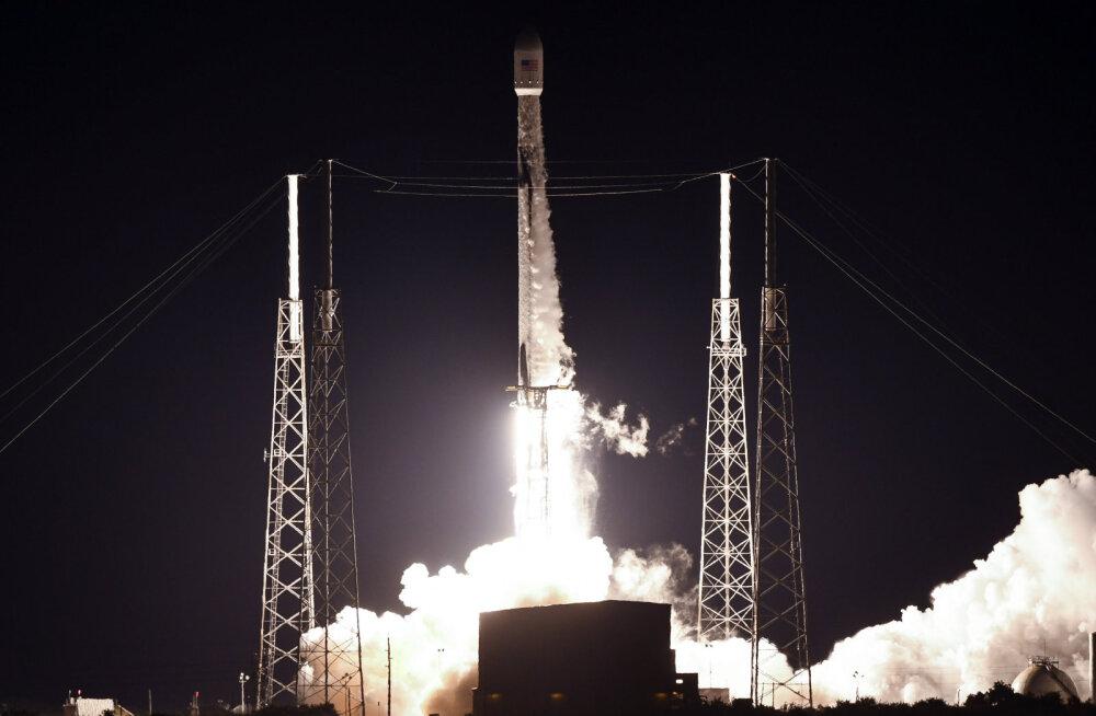 Kui palju maksab satelliidi, astronaudi või tavainimese kosmosesse viimine?