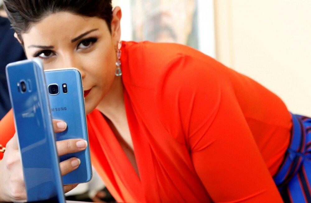 Samsungi uued tipptelefonid Galaxy S8 ja S8+ saavad Microsofti variandid