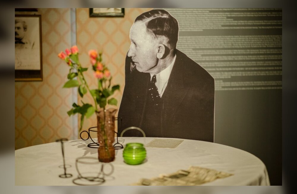 A. H. Tammsaare 136. sünniaastapäeva tähistamine