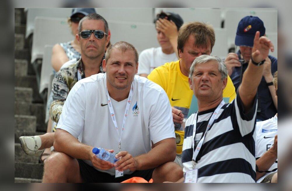 Gerd Kanter ja Raul Rebane