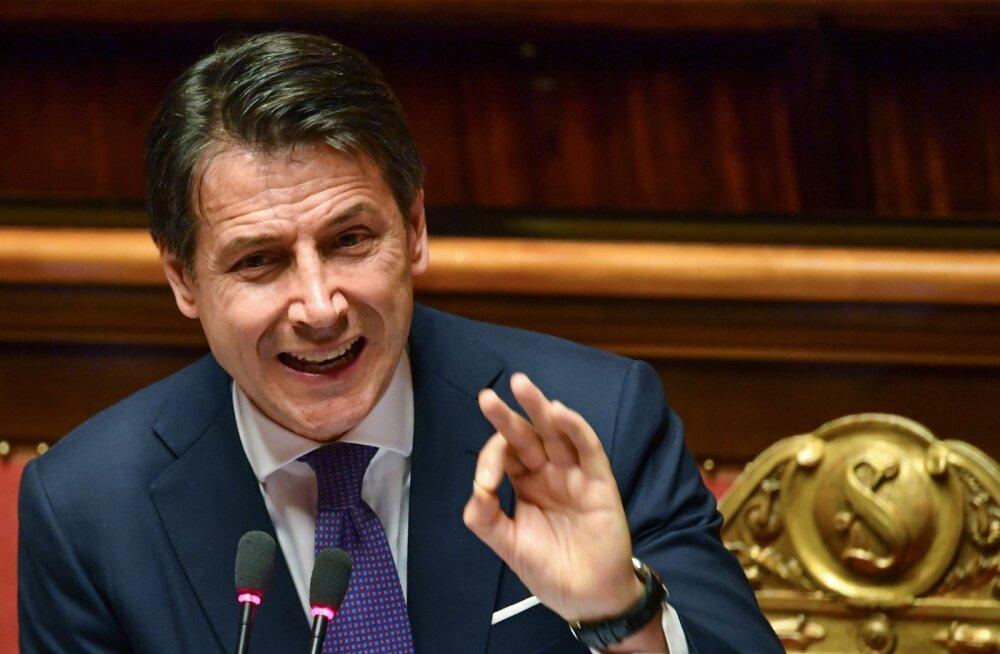 Itaalia uue valitsuse poliitika: sisserändajate kohustuslik jaotamine EL-is ja Venemaa-vastaste sanktsioonide ülevaatamine