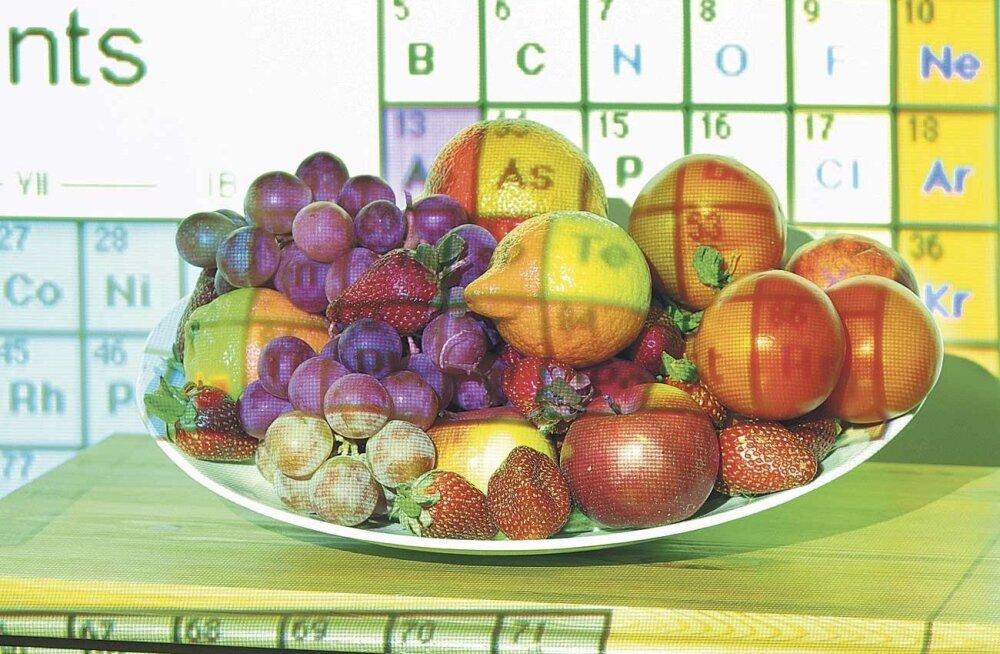 Importtoiduained sisaldavad taimekaitsevahendite jääke sagedamini kui kodumaised.