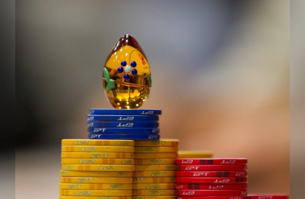 Vaata, kes jahivad Tallinna pokkerifestivalil 275 000-eurost esikoha auhinnaraha