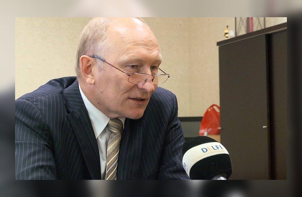 VIDEO: Minister Aaviksoo ei näe põhjust tuua vägisi kooli rohkem meesõpetajaid