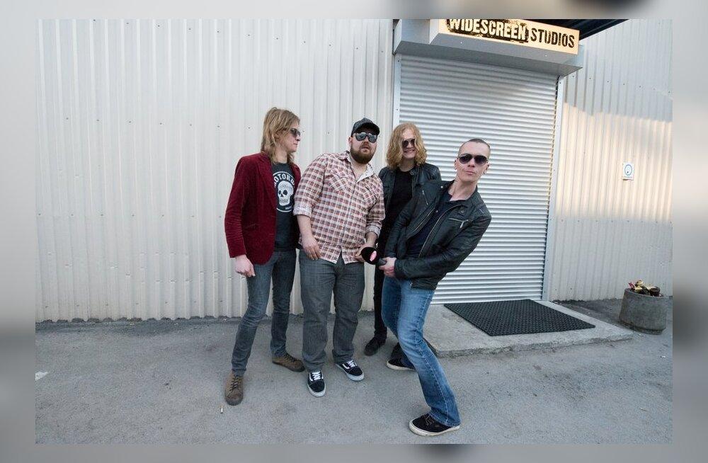 Megadethi Tallinna kontserdi erikülaliseks on Nevesis