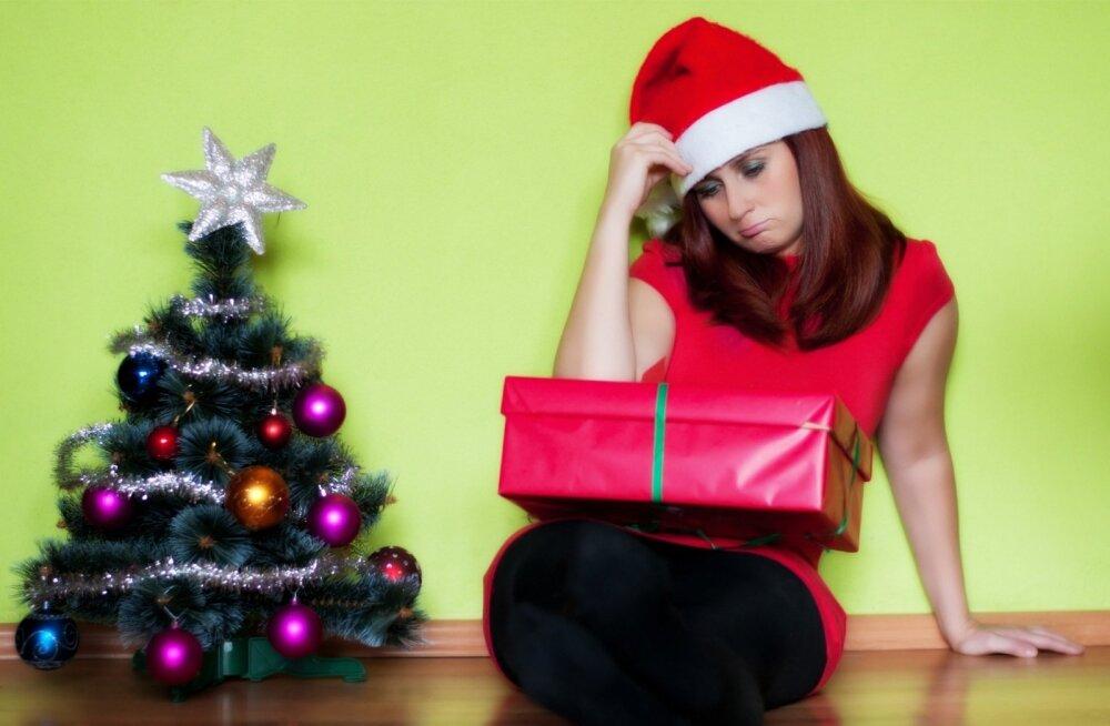 Pettumuse toonud jõulukink.