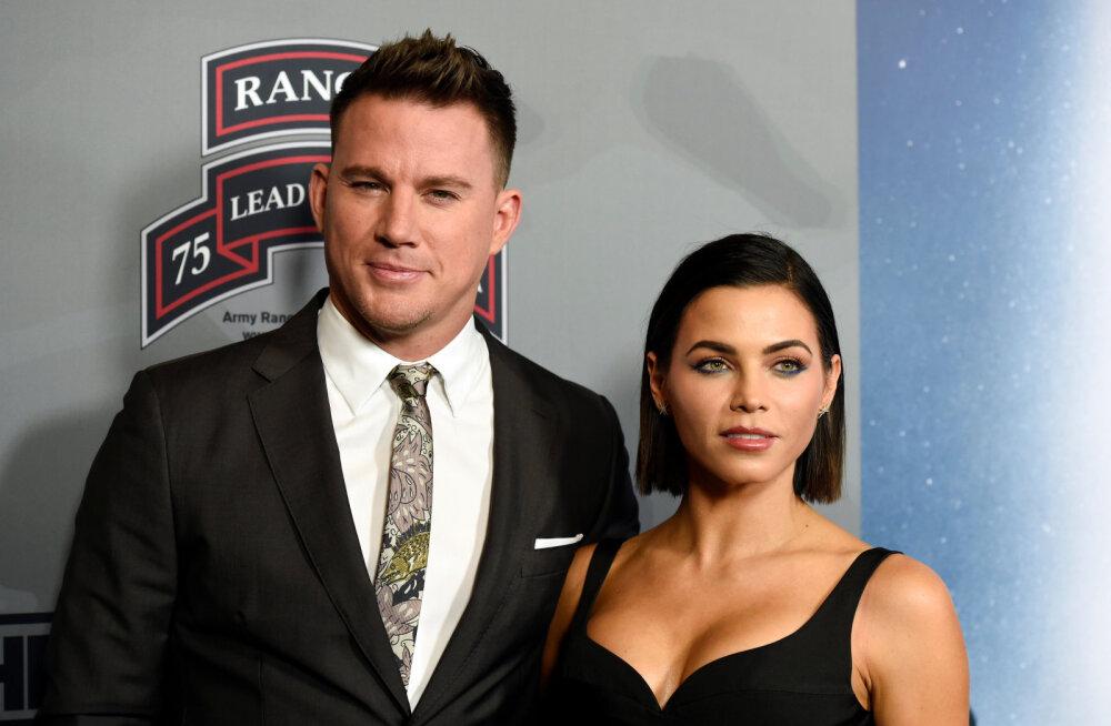 Laps kohvrisse! Channing Tatum läheb lahutuse tingimustega aina karmimaks